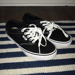 Vans Era in Black